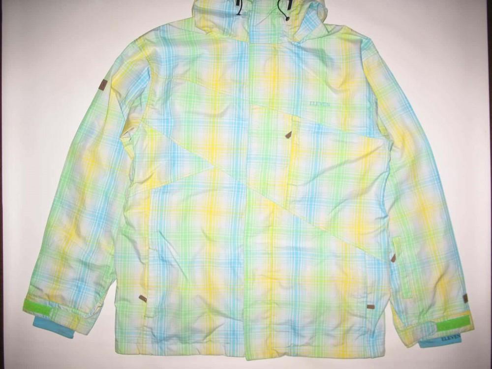 Куртка ELEVEN 10/10 snowboard jacket (размер XL) - 2