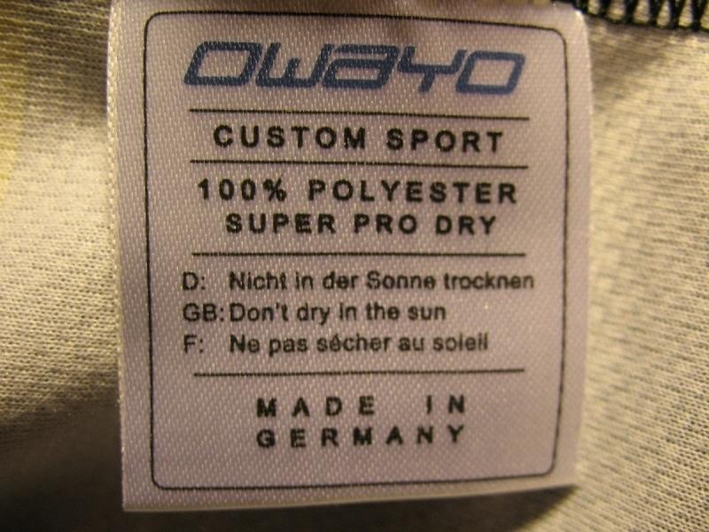 Футболка OWAYO symantec  (размер M/S) - 2