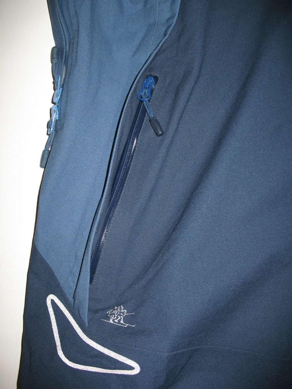 Куртка BERGANS luster jacket (размер XL) - 10