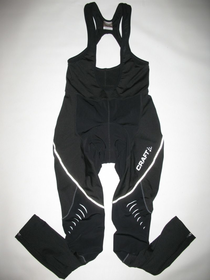Комбинезон CRAFT Puncher Bike Thermal Bib pants  (размер M) - 3