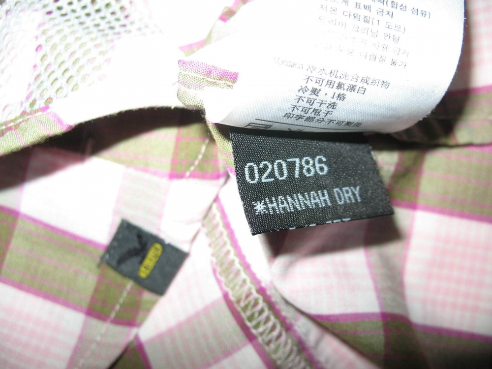 Рубашка SALEWA Hannah Dry shirt lady (размер L) - 7