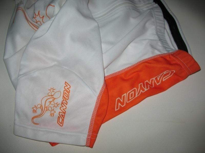 Футболка CANYON white jersey  (размер L) - 5