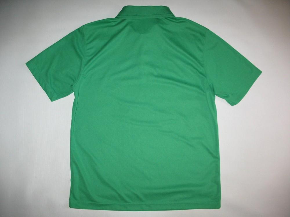 Футболка ODLO pins polo shirts (размер L) - 1