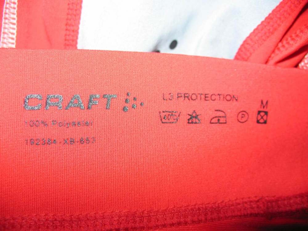 Велотрусы CRAFT cycling L3 shorts lady (размер M/S) - 5