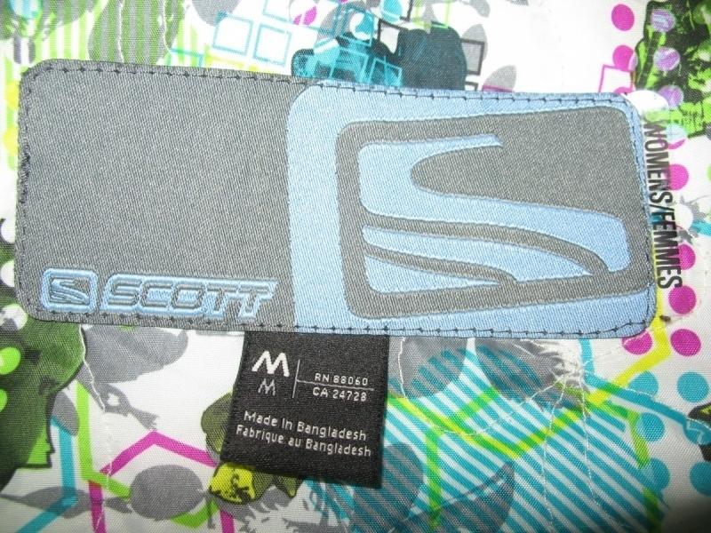 Куртка SCOTT lady (размер M) - 11