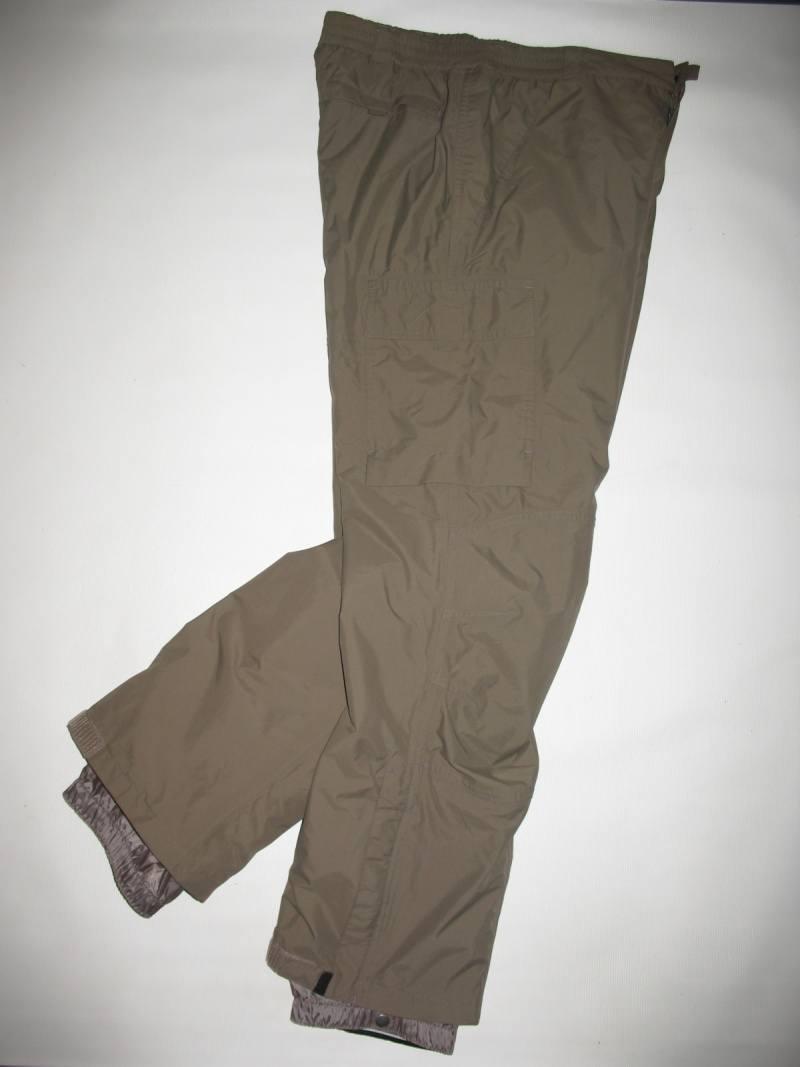 Штаны  SALEWA  weatherproof pant  (размер 50-L) - 4