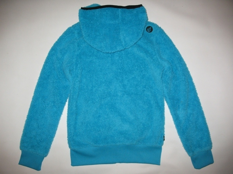 Кофта VOLCOM  Rio Fur Reversible Fleece Jacket lady  (размер XS/S) - 1