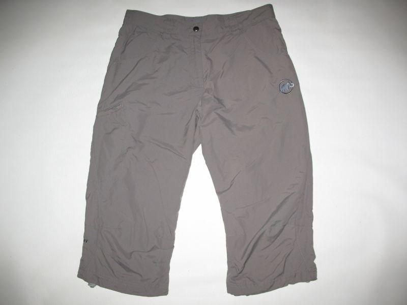 Шорты MAMMUT Niala 3/4 Pants lady  (размер 38/M) - 1