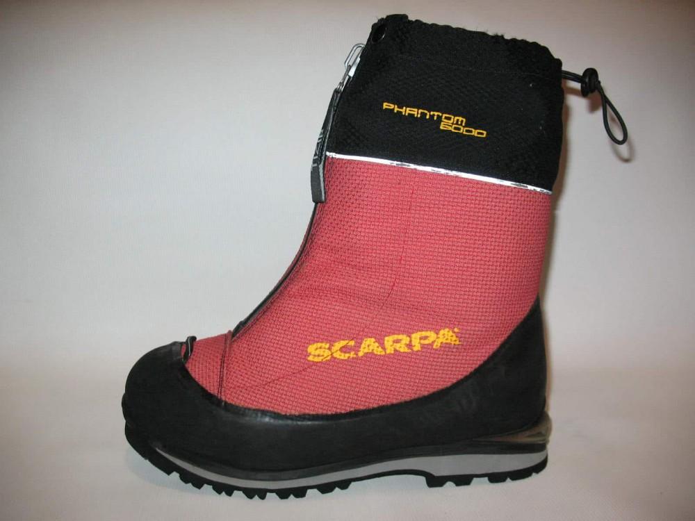Ботинки SCARPA phantom 6000 boots (размер EU45(на стопу +-280mm)) - 1