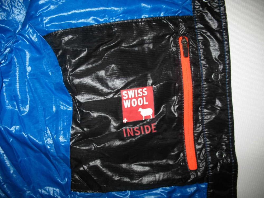 Куртка ORTOVOX swisswool shirt outdoor jacket lady (размер L) - 5