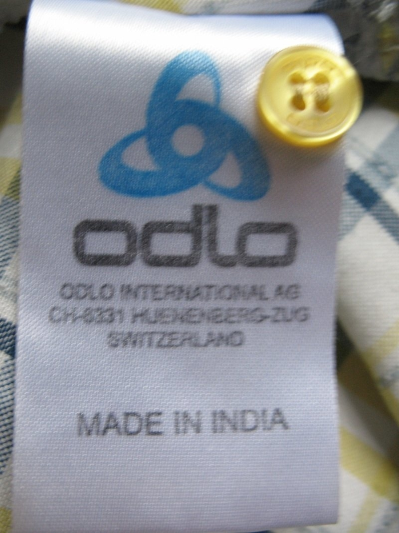 Рубашка ODLO shirt lady  (размер L/M) - 7