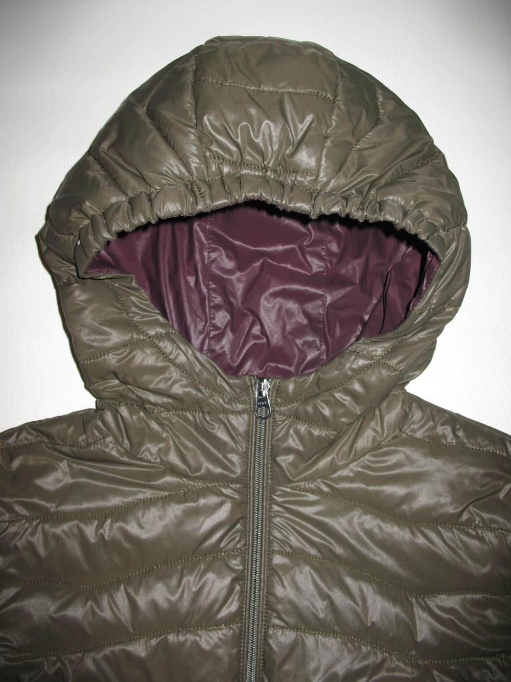 Куртка GAS cayenne down hooded jacket lady (размер 44/L) - 4