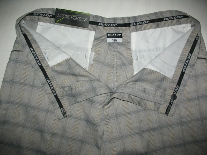Шорты DUNLOP golf shorts (размер 36) - 3