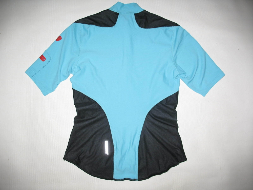 Футболка GORE Running MAGNITUDE Windstopper jersey lady (размер 36-S/M) - 1