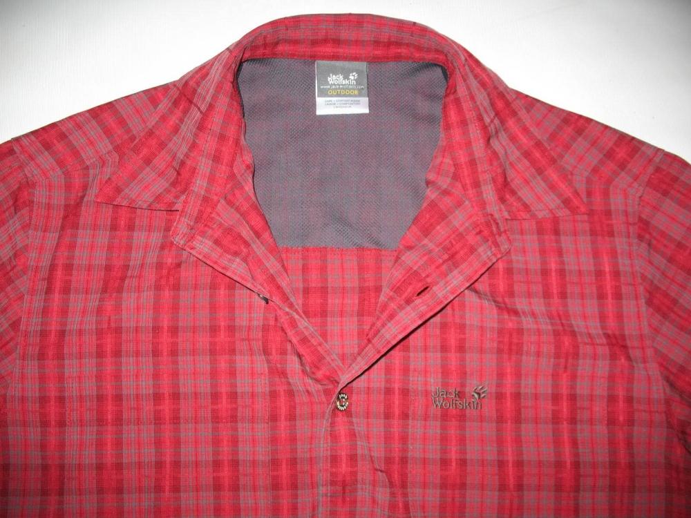 Рубашка JACK WOLFSKIN Diamond Bay Mosquito Shirt (размер 50/52-L/XL) - 5