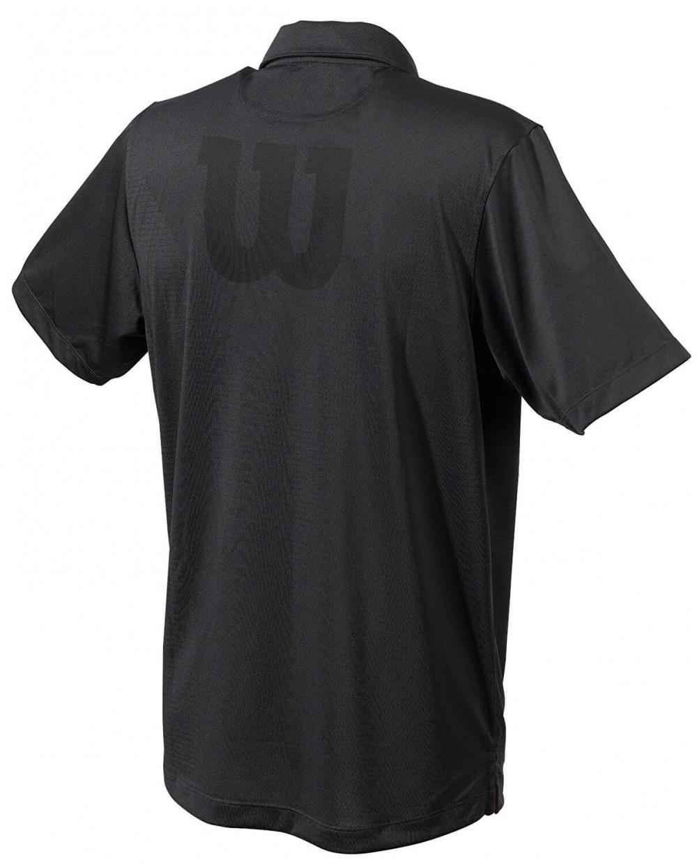 Футболка WILSON tennis polo shirt (размер S) - 1