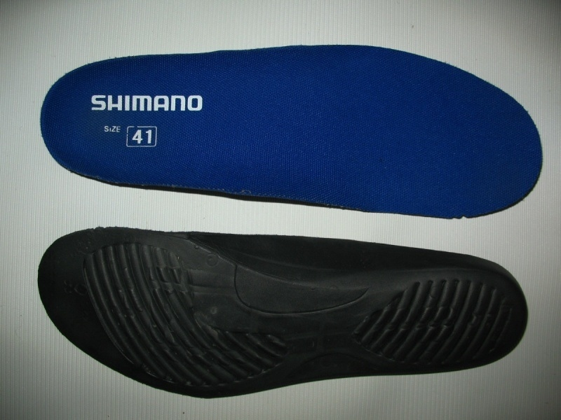 Велообувь SHIMANO SH-M077 (размер US7, 5;EU41(на стопу до 258 mm)) - 12