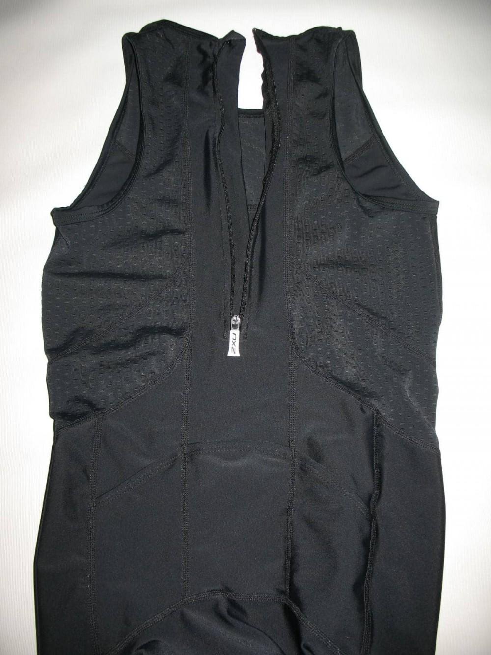 Костюм для триатлона 2XU perform trisuit lady (размер S) - 6