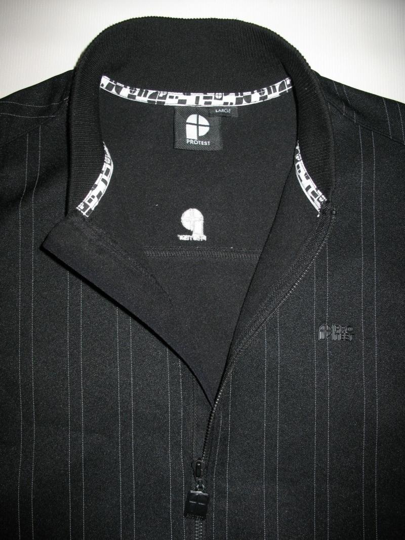 Кофта PROTEST fleece jacket  (размер L) - 3