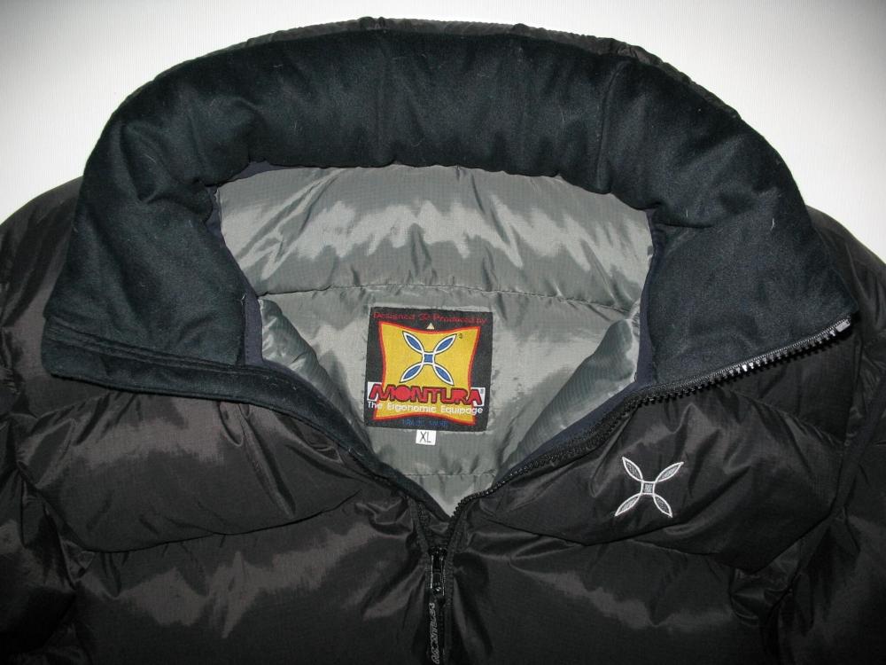 Куртка MONTURA down jacket (размер XL) - 5