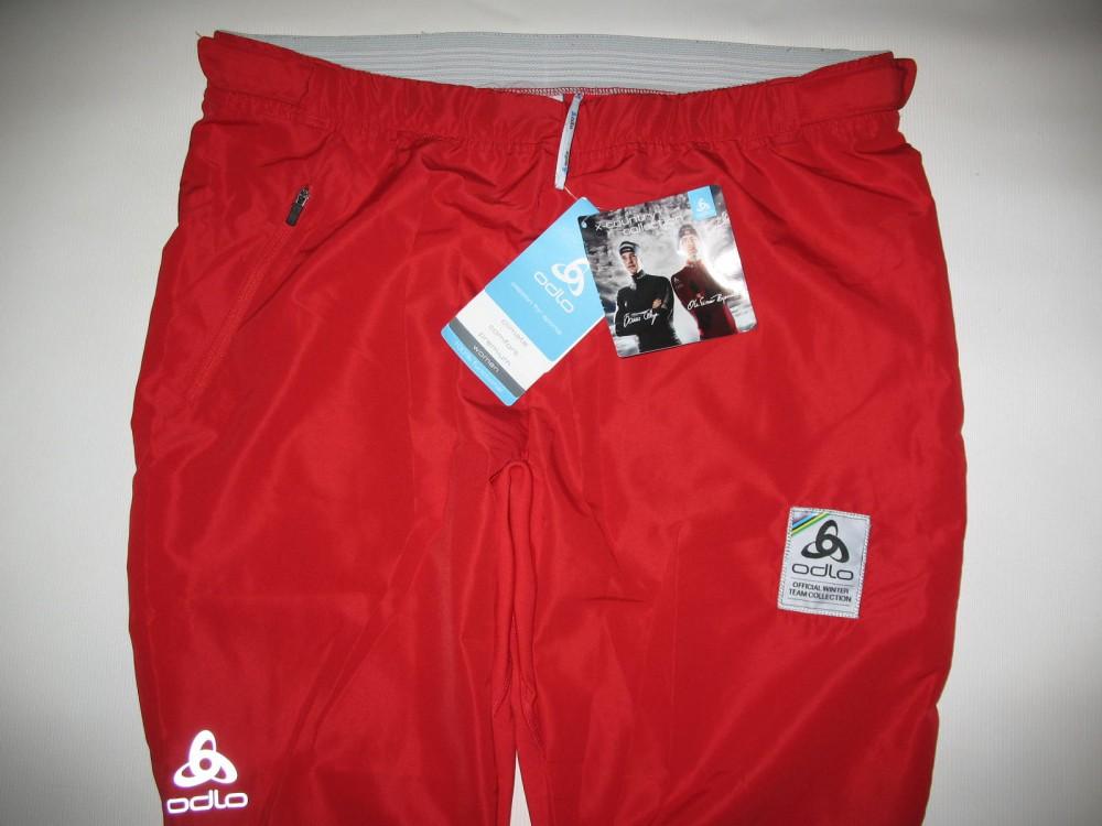 Штаны ODLO logic windproof pants (размер L) - 3