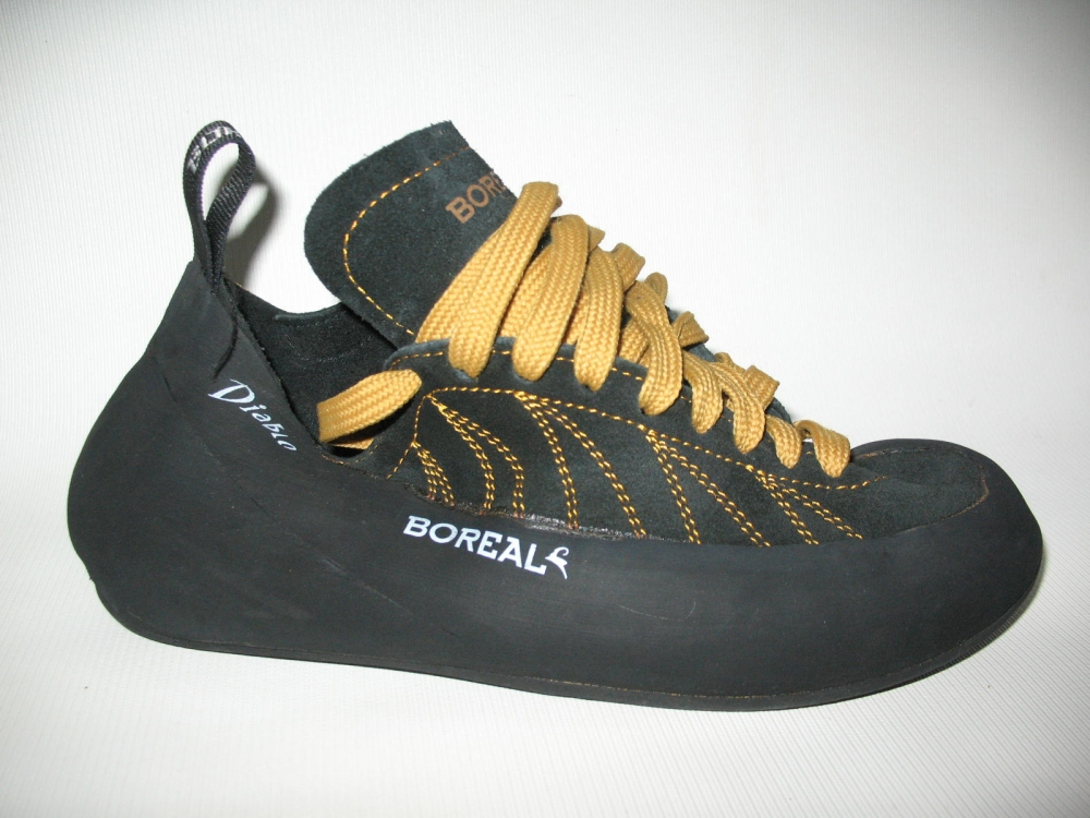 Скальные туфли BOREAL diablo climbing shoes (размер UK8/US9,5/EU42,5(на стопу 270 мм)) - 1