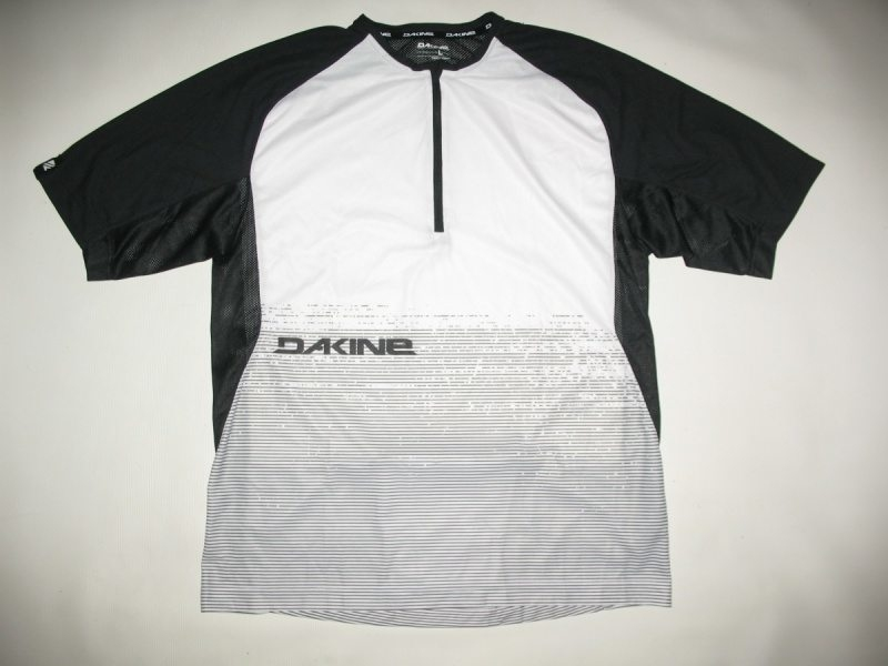 Футболка DAKINE Range Short Sleeve Cycling Jersey (размер L/XL) - 1