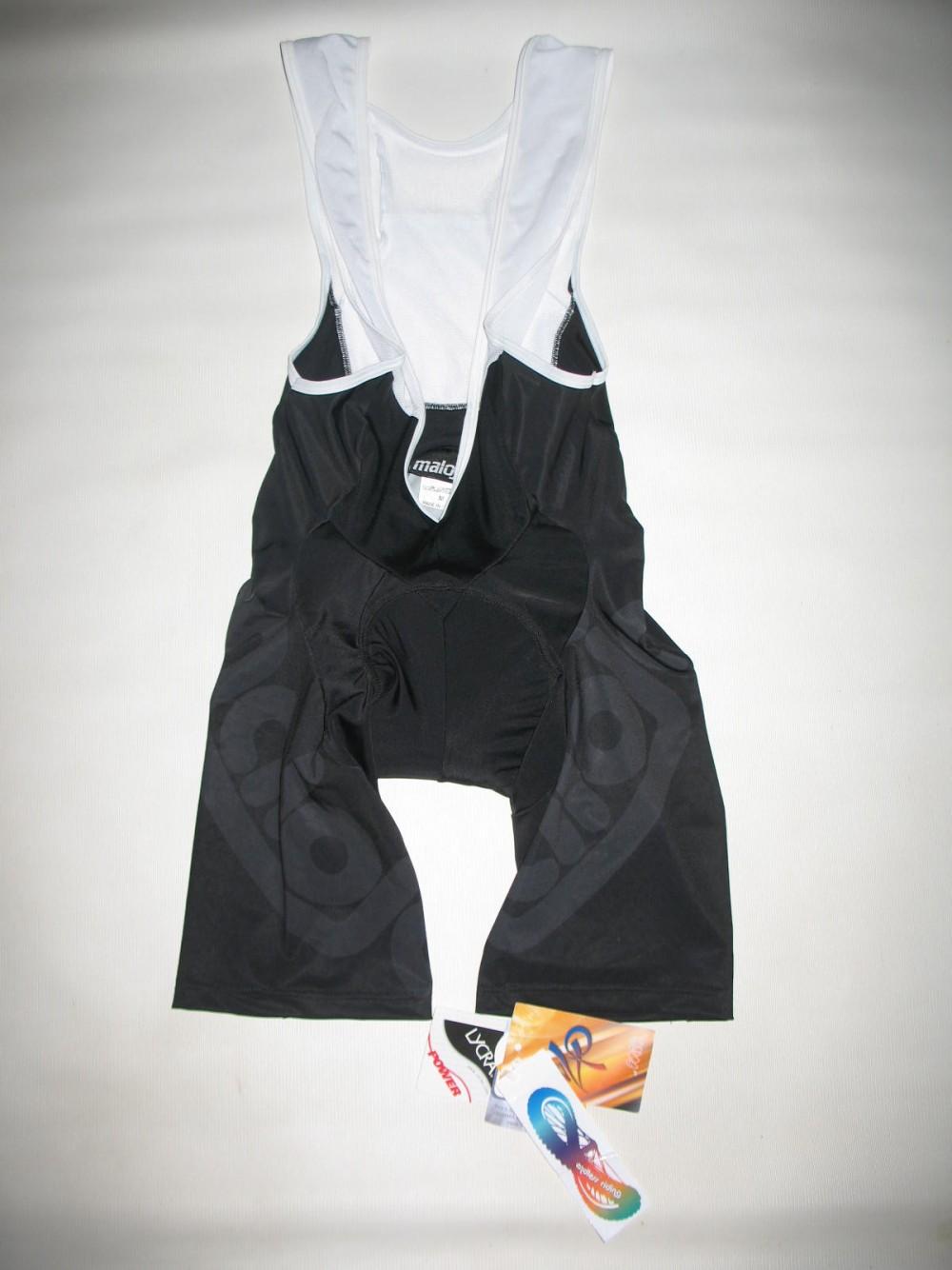 Велошорты MALOJA race bib cycling shorts (размер M) - 3