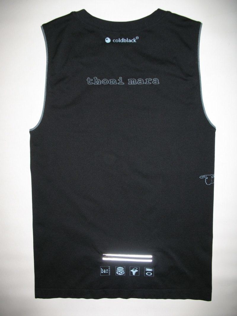 Футболка THONI MARA Premium coldblack Shirt (размер M) - 3