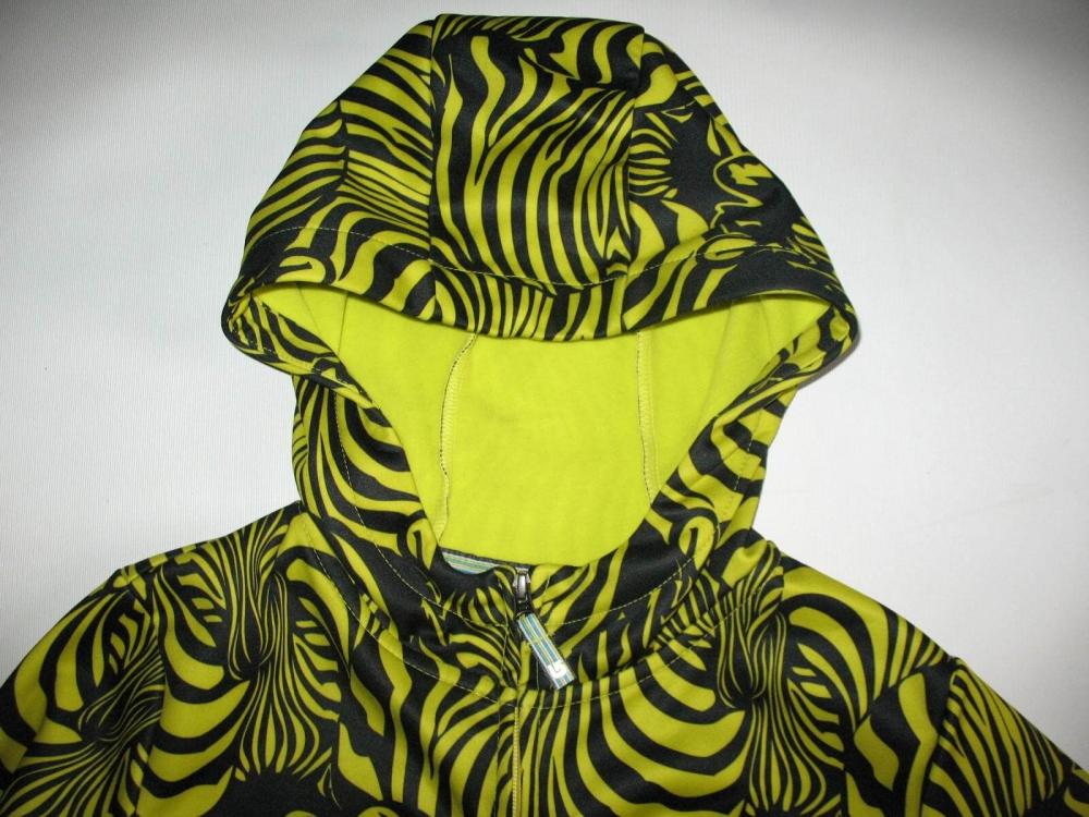 Кофта BURTON zebra fleece hoodie lady (размер M) - 1