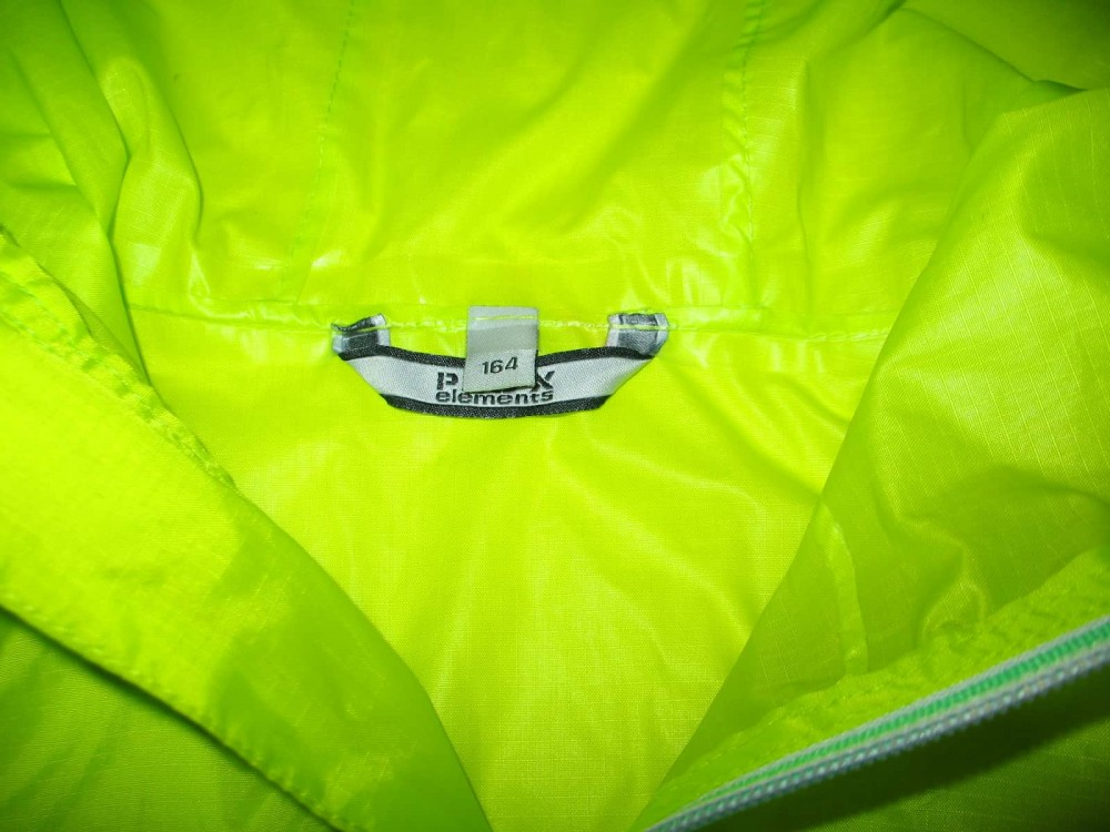 Куртка PRO-X elements waterproof yellow jacket (размер 164см/S) - 4