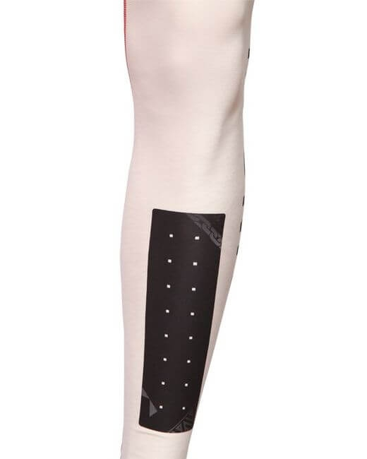 Штаны REEBOK crossFit PWR5 compression training tight leggings (размер M/S) - 4