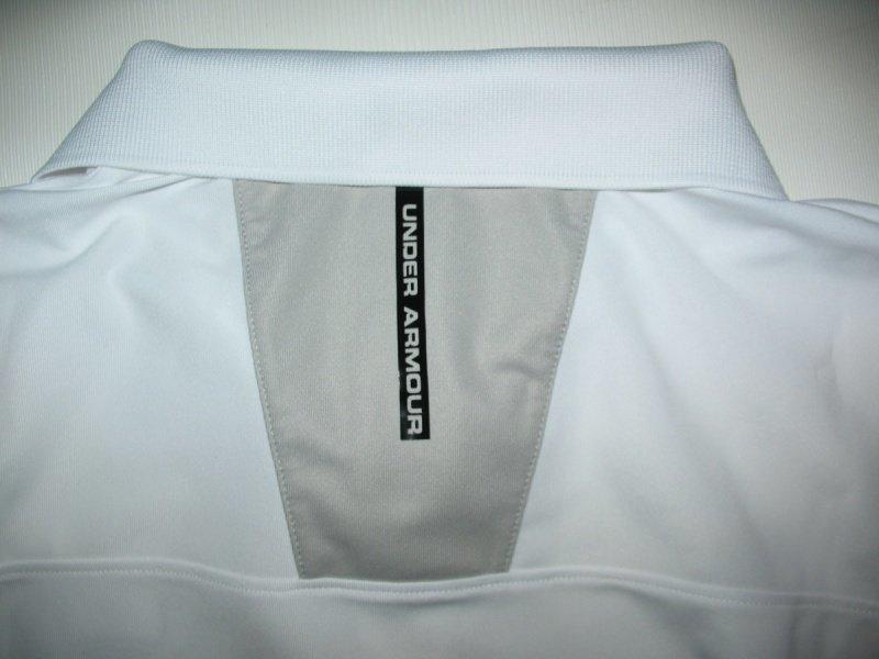 Футболка UNDER ARMOUR coldblack Outline Logo Polo  (размер XL/XXL) - 6