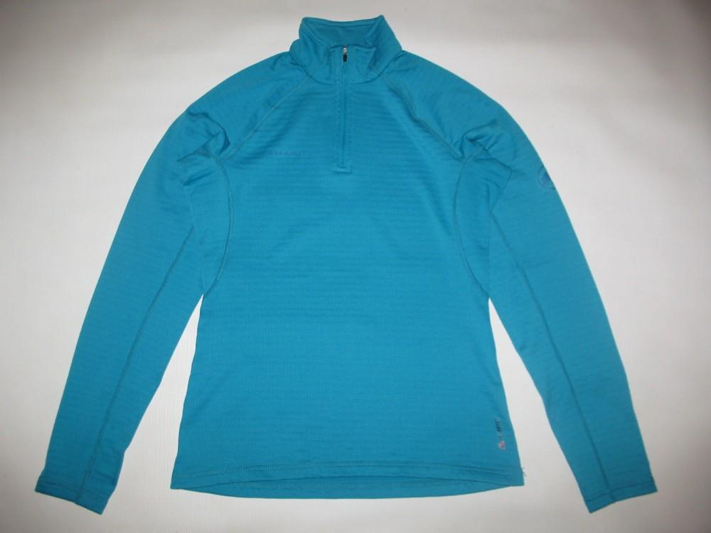 Кофта MAMMUT polartec fleece jersey lady (размер S/M) - 1