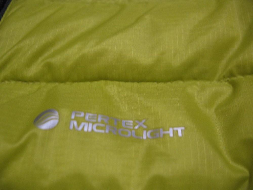 Куртка RAB microlight jacket (размер XXL/XXXL) - 5