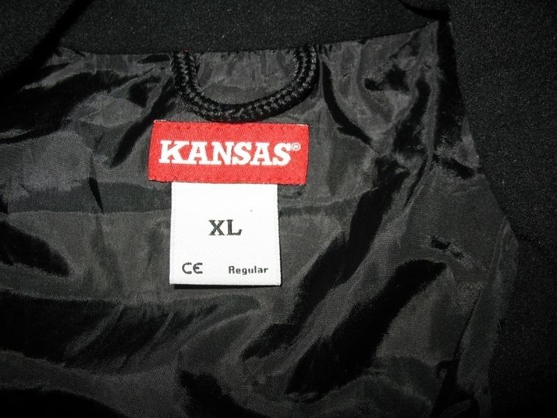 Куртка KANSAS  kvintet jacket  (размер  XL/XXL) - 4