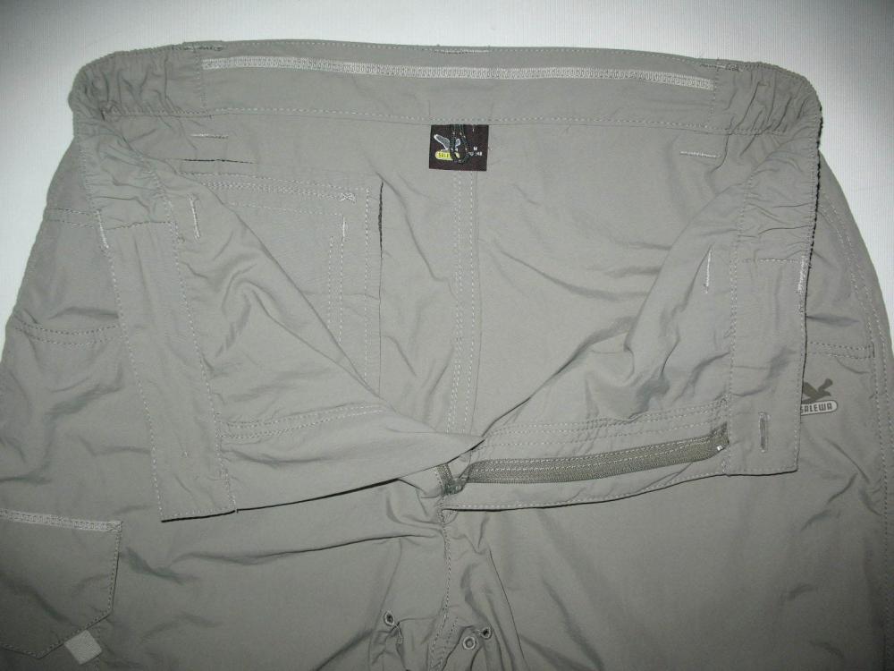 Штаны SALEWA newport dry 2in1 pants (размер 48/M) - 5