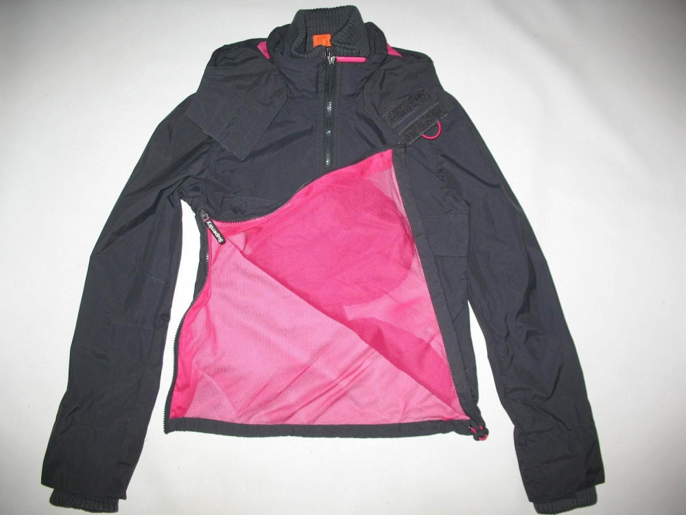 Куртка SUPERDRY Pop Zip Wind jacket lady (размер XS) - 8