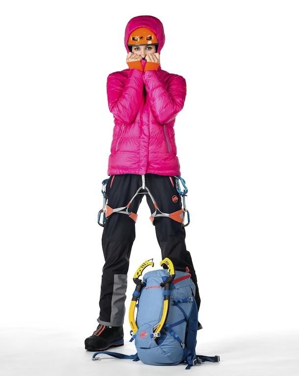 Куртка MAMMUT biwak eiger extreme jacket lady (размер S/M) - 15