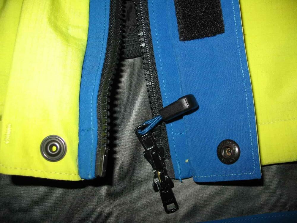 Куртка MOUNTAIN EQUIPMENT gtx outdoor jacket (размер XL/XXL) - 7