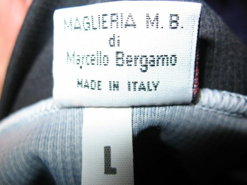 Футболка BERGAMO balmelli sport  (размер L/M) - 6