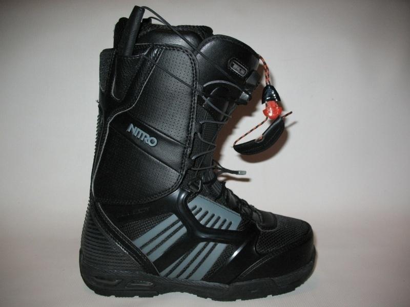 Ботинки NITRO select tls  (размер US 7, 5/UK6, 5/EU39+1/3  (250-255mm)) - 1