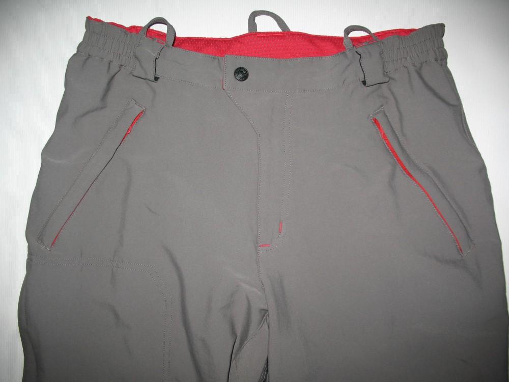 Штаны MAMMUT 3xdry outdoor pants (размер 48-M/L) - 8
