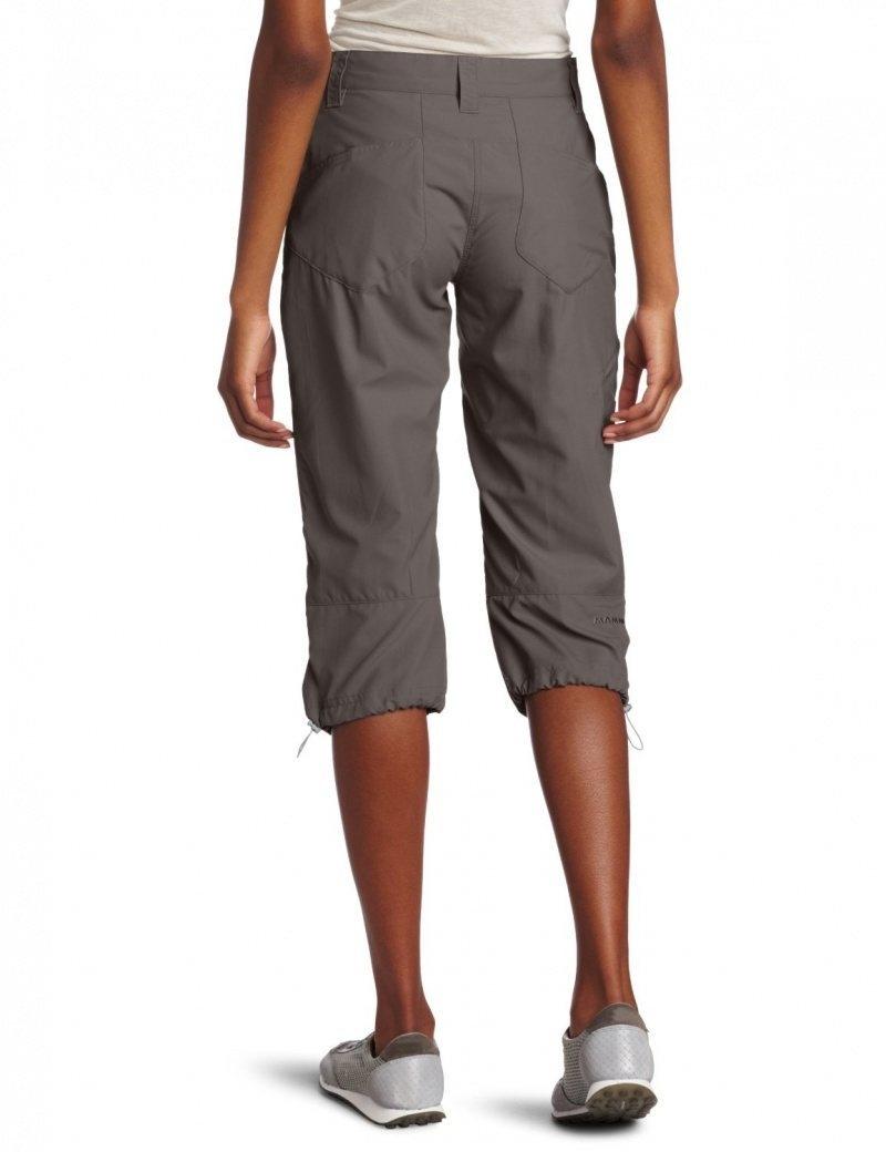 Шорты MAMMUT Niala 3/4 Pants lady  (размер 38/M) - 6