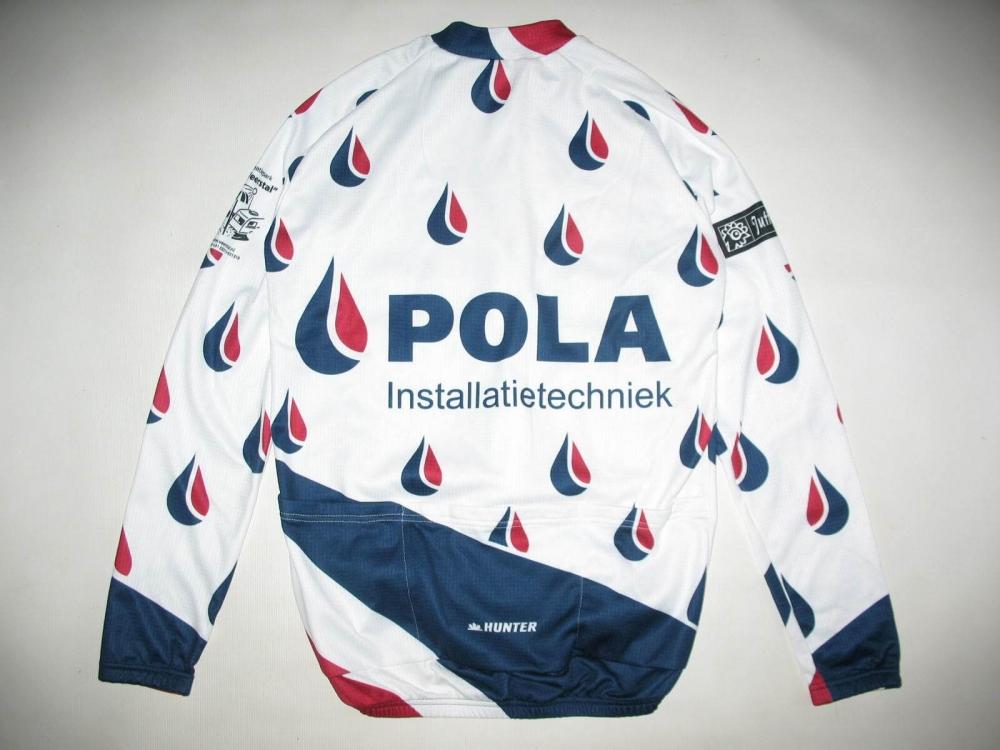 Велокофта HUNTER pola atag jersey (размер M) - 1