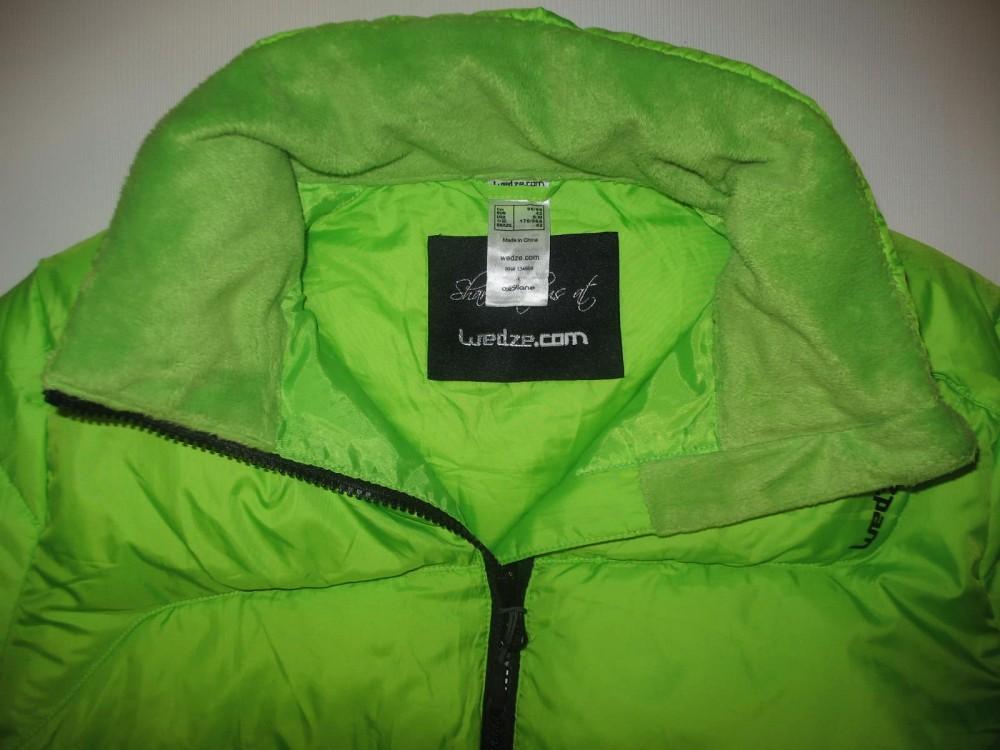 Куртка WEDZE down jacket lady (размер M) - 3