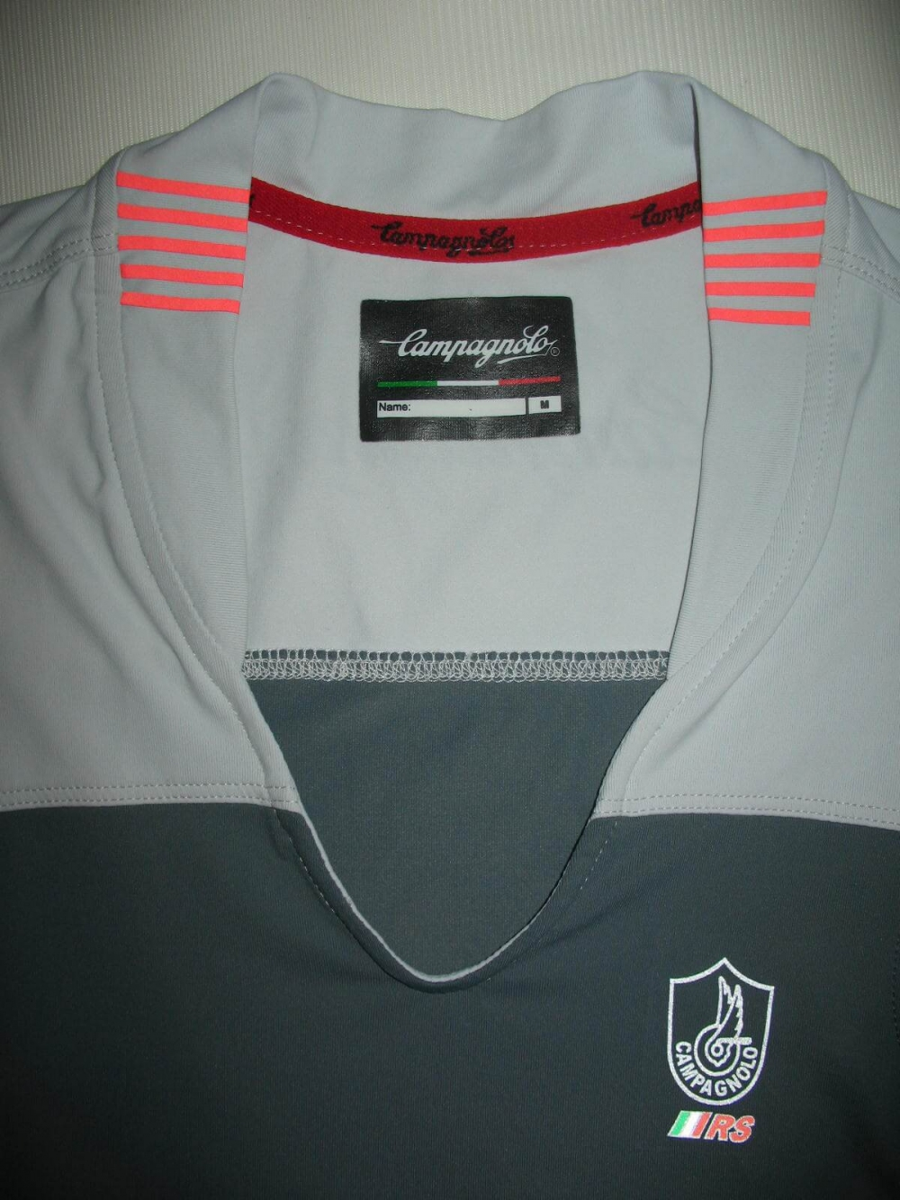 Веломайка CAMPAGNOLO cycling ss shirt lady (размер М) - 2