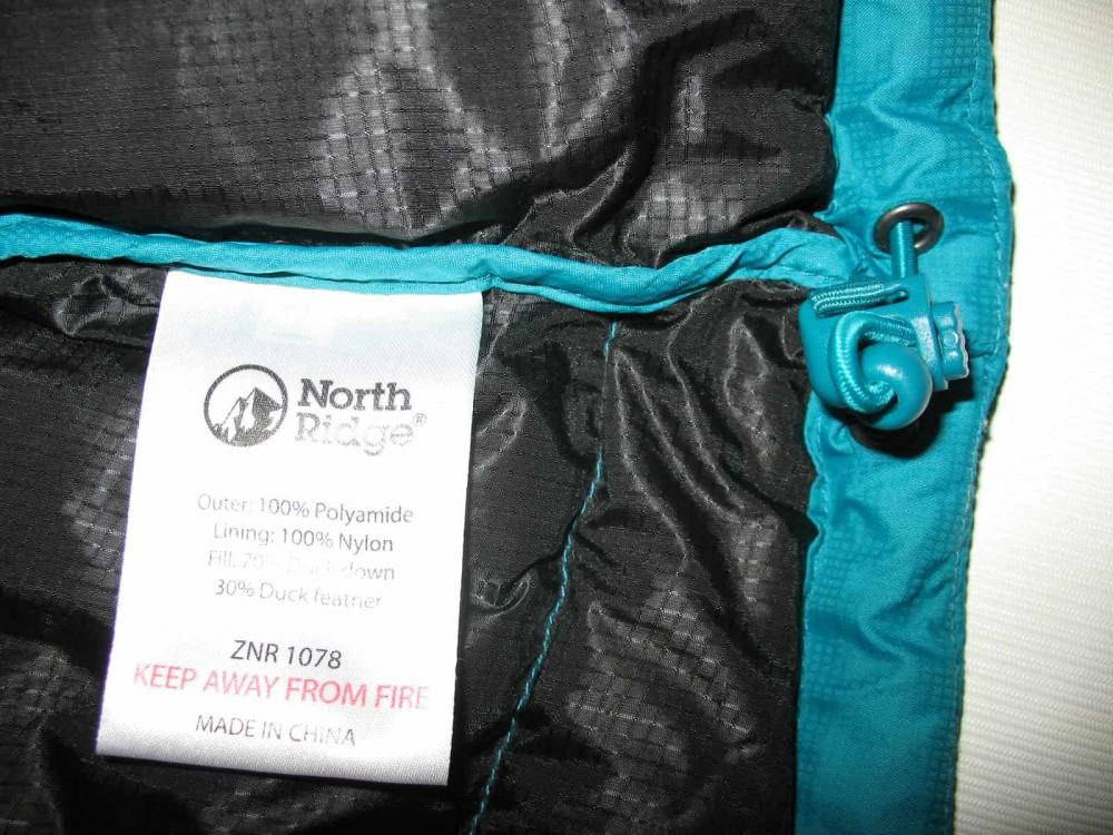 Куртка NORTH RIDGE  down jacket lady (размер M) - 6