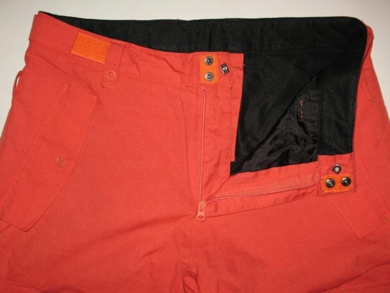 Штаны QUICKSILVER porter pants (размер L) - 6