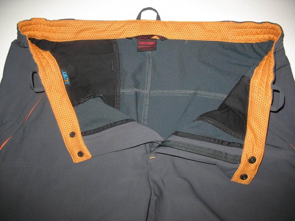 Штаны MAMMUT Courmayeur Pants (размер 58/XXL) - 7